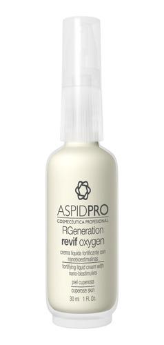 Imagen 1 de 4 de Aspidpro Revif Oxygen Crema Fortificante Cuperosis