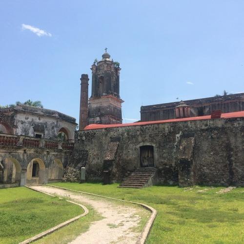 Venta Hacienda Del Siglo Xvii En Mazatepec, Morelos