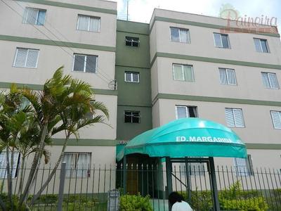Apartamento (3 Dorm) Locação, Jardim Rio Das Pedras, Cotia. - Codigo: Ap0017 - Ap0017
