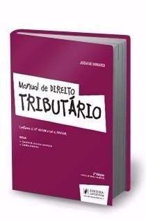 Manual De Direito Tributário 2015 Josiane Minardi Novo
