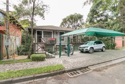 Casa Em Santo Inácio, Curitiba/pr De 250m² À Venda Por R$ 1.300.000,00 - Ca196375
