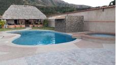 Alquiler Caney Con Piscina Cascada Las Rosas Te Divierte