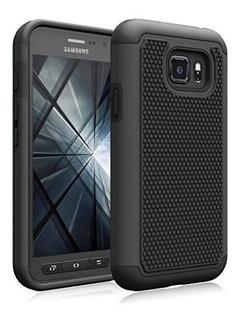 Funda Galaxy S7 Active Case, Jeylly (tm) [shock Proof] Scrat