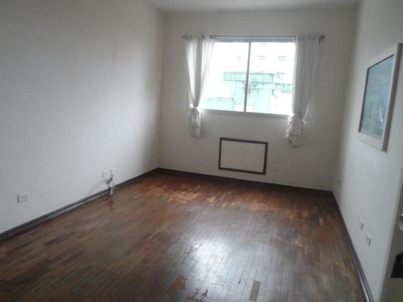 Apartamento Com 1 Dormitório Para Alugar, 75 M² Por R$ 1.750,00/mês - Boqueirão - Santos/sp - Ap2184