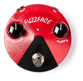 Pedal Distorsión Jim Dunlop Ffm2germanium Fuzz Face Mini
