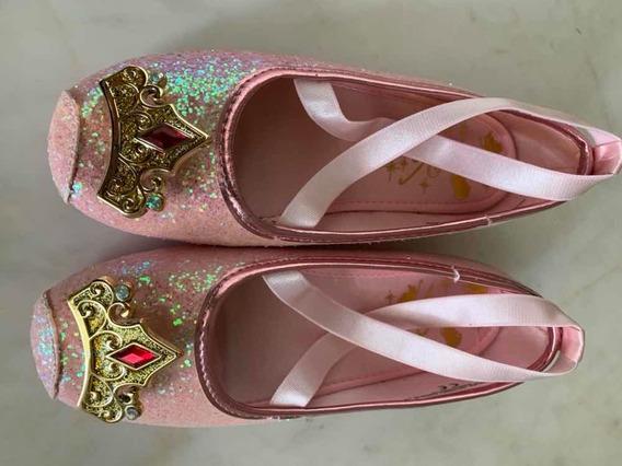 Sapato Aurora Bela Adormecida Disney 27/28