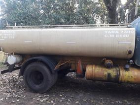 Tanque Cisterna En Exelente Estado