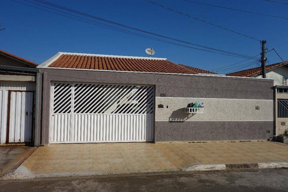 Casa Residencial À Venda, Vila Monte Alegre, Paulínia. - Ca1131