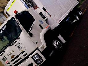 Camion Chevrolet Fvz Capacidad 20 Toneladas. Año 2011