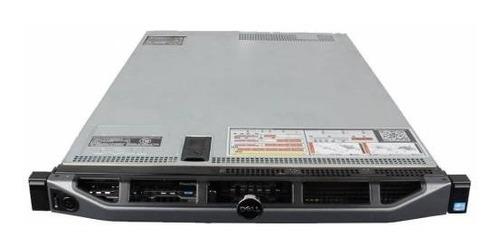 Servidor Dell R620 Poweredge 2 Xeon Octacore 32gb 4.2 Tb
