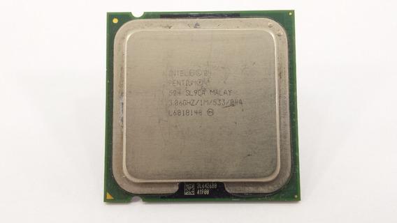 Processador Intel Pentium 4 524 3.06 Ghz 1mb/533mhz 775