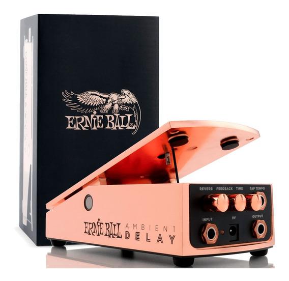 Pedal Ambient Delay Expression Ernie Ball Guitarra Promoção!
