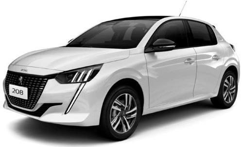 Imagen 1 de 15 de Peugeot 208 1.6l Allure Tiptronic 0 Km 2021 A Patentar Ya !!