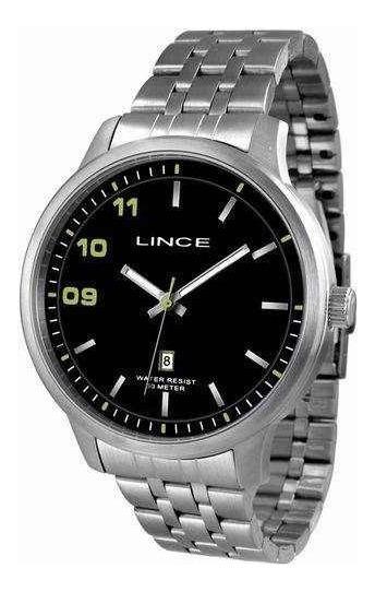 Relógio Lince Masculino Ref: Mrmh031s P2sx