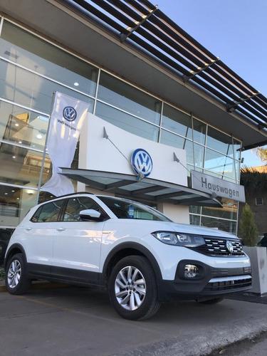 Volkswagen T-cross Trendline 0km, 2021 Entrega Ya