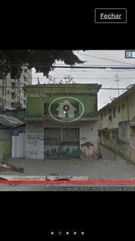 Terreno Comercial À Venda, Estuário, Santos. - Te0144