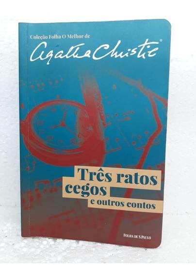 Tres Ratos Cegos E Outros Contos Agatha Christie
