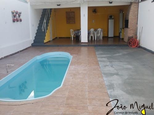 Casa Sobrado Gloria V, Ca00509, Catanduva, Joao Miguel Corretor De Imoveis, Venda De Imoveis - Ca00509 - 69218790