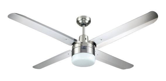 Ventilador De Techo Industrial Con Luz Westinghouse 56 Pulg