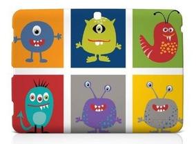 Capa Protetora Geonav Animated Monsters Tab3 10.1 Polegadas