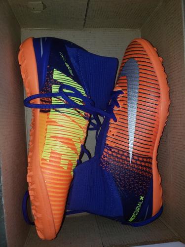 f71dc8f3c3045 Chuteira Grama Sintetica Nike Cano Alto - Esportes e Fitness no ...