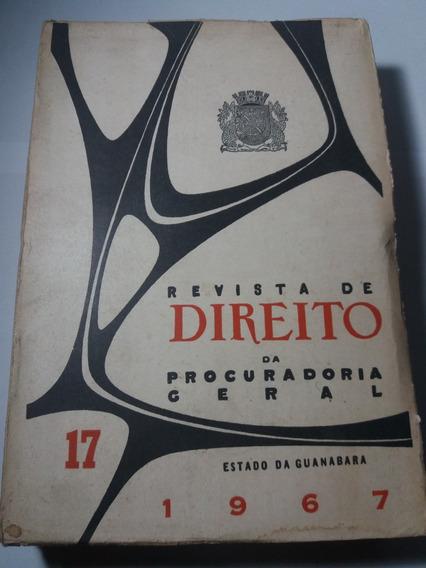 624 - Revista De Direito Da Procuradoria Geral - 1967