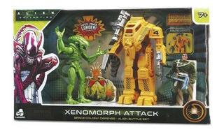 Alien Xenomorph Swarm Colonial Marines Power Loader