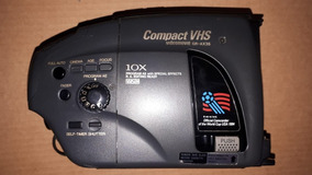 Filmadora Jvc Gr-ax35 Leia Com Atenção O Anúncio
