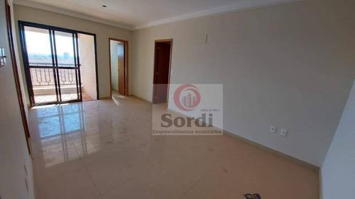 Apartamento À Venda, 98 M² Por R$ 470.000,00 - Quinta Da Primavera - Ribeirão Preto/sp - Ap3200