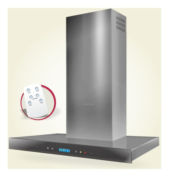 Campana Cocina Llanos Premium Touch 60cm Acero