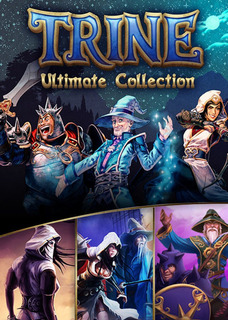 Trine Ultimate Collection Steam Key Global