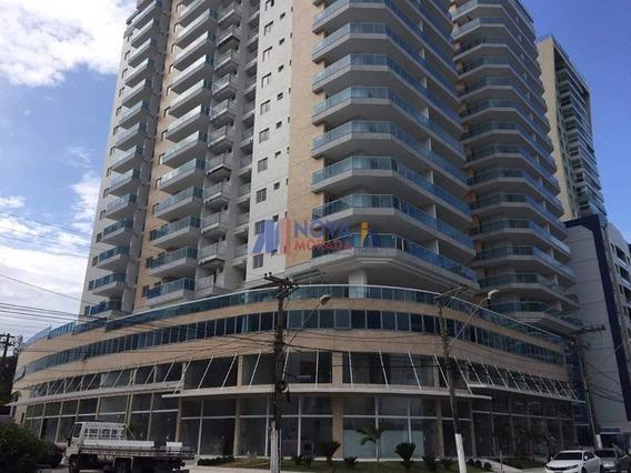 Apartamento Com 3 Quartos Para Comprar No Praia De Itaparica Em Vila Velha/es - 1698