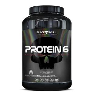Protein 6 907g Strawberry