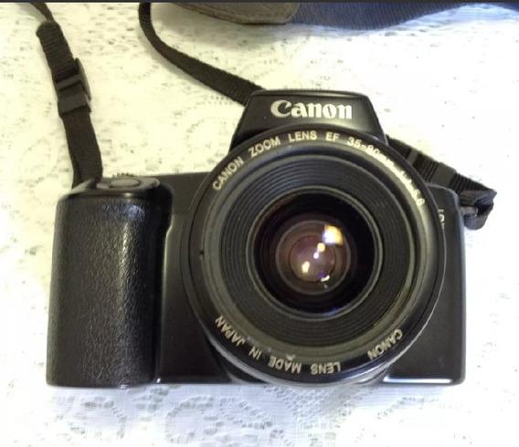Canon Eos-1000f- N 35x80mm Com Lente + Bolsa Original Japan