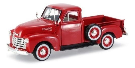 Miniatura 3100 Pick-up 1953 Vermelho S Models 1/32