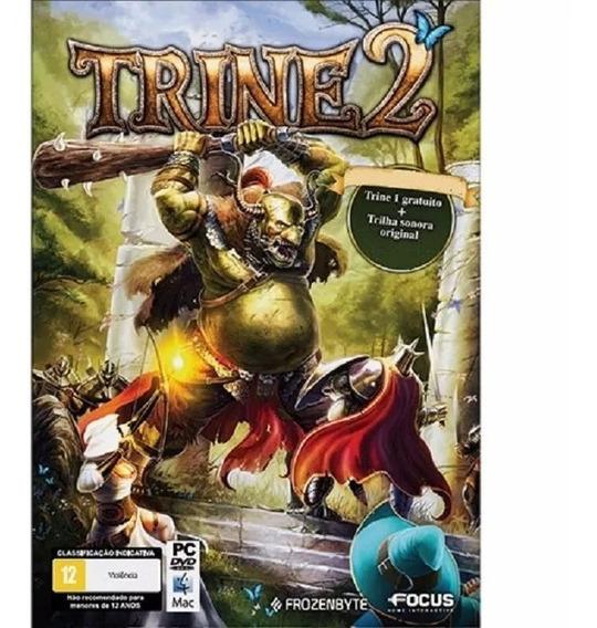 Pc Trine 2 +trine 1 Edicao Especial +trilha Sonora ! Lacrado