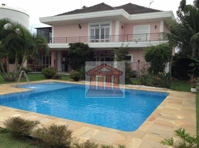 Sobrado Condominio Mirante Do Vale, Jacareí 5 Suites - So0056