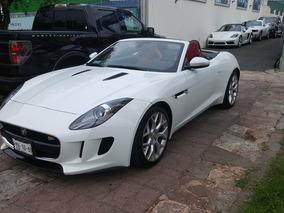 Jaguar F-type 5.0l V8 S Convertible Mt