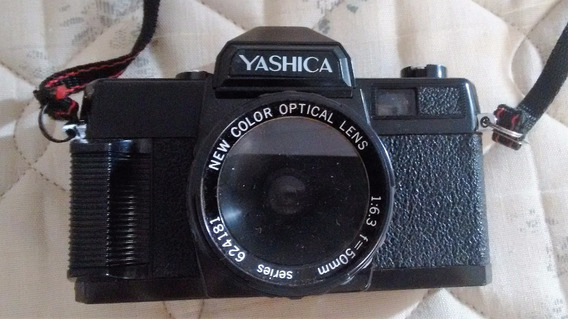 Câmera Fotográfica Antiga Yashica