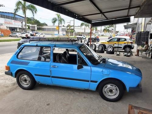 Volkswagen Brasília Luxo