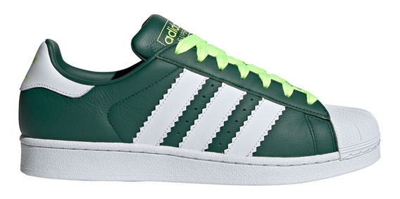 Zapatillas adidas Superstar Ver/bla Unisex