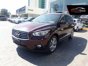 Infiniti Qx60 3.5 Perfection T/a Awd 2016