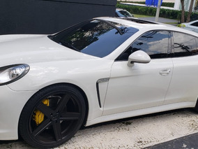 Porsche Panamera 3.6 V6 24v Aut. Impecável Baixa Km!!
