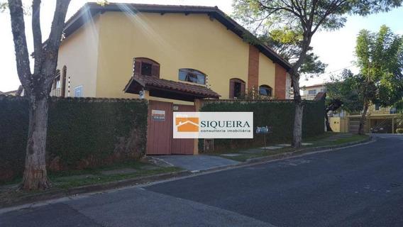 Casa Com 8 Dormitórios À Venda, 352 M² Por R$ 900.000 - Jardim Leocádia - Sorocaba/sp - Ca1314