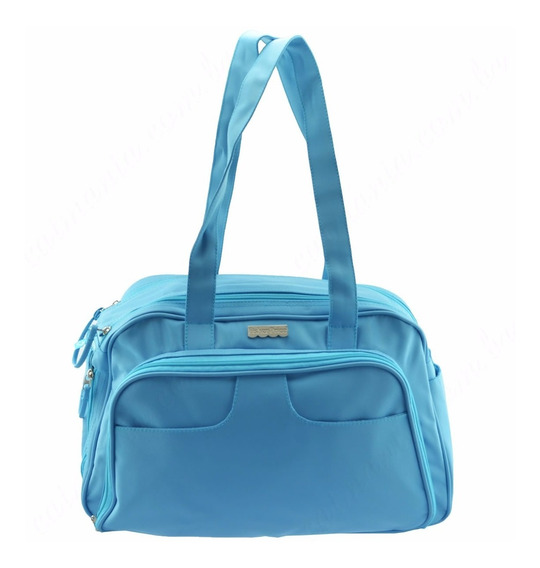 Bolsa Maternidade Fisher Price 1162 Day & Travel Azul