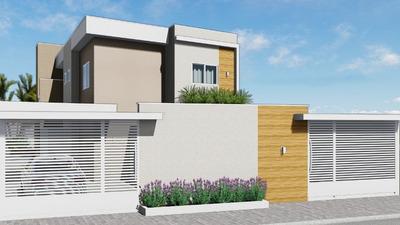 Casa Em Itanhaém, Oportunidade! Muito Bem Feito! N6133