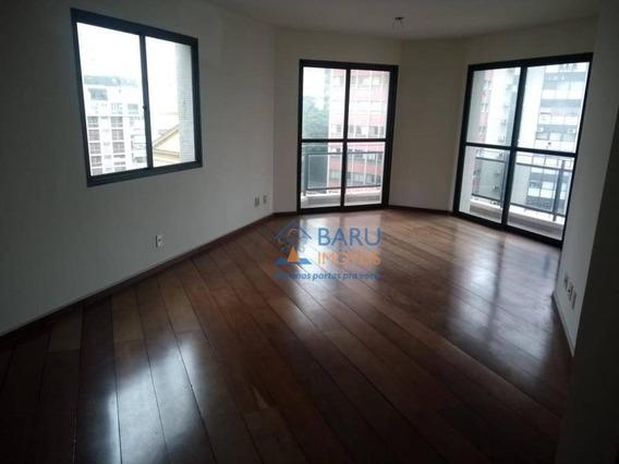 Apartamento Com 3 Dormitórios Na Rua Veiga Filho Para Locação. - Ap58791