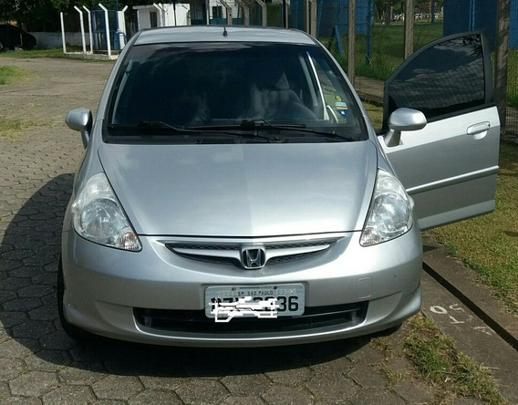 Honda Fit 1.4 Lxl 5p 2008