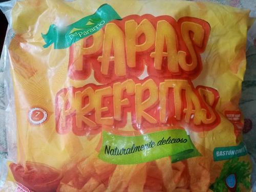 Nuevas Cajas 10 Kg Papas Pre-fritas Congeladas