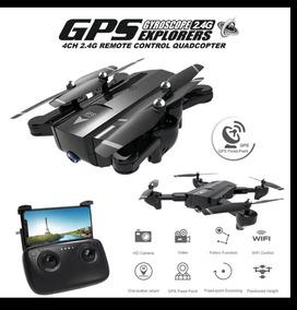 Drone Sg 900-s Gps Com 5 Baterias Extra 10 Minutos Duração